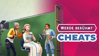 Werde Berühmt: Alle Cheats im Überblick | sims-blog.de