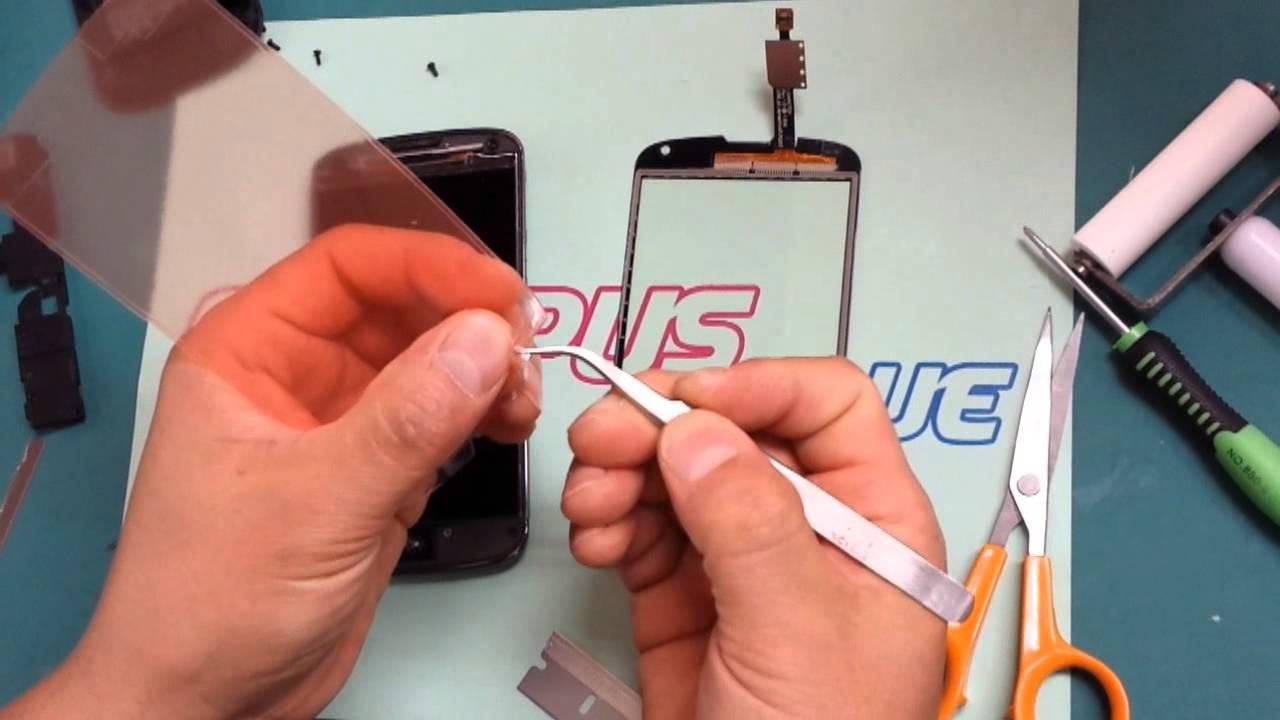 Proximity Sensor Issue of LG Nexus 4 E960 after Replacing the new Digitizer