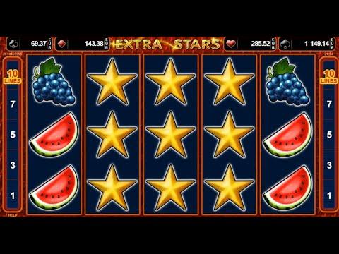 Extra stars 30 to 300€