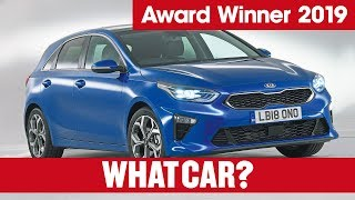 Kia Ceed – why it's our 2019 Family Car (for under £20,000) | What Car? | Sponsored