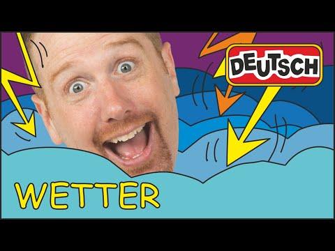 magisches-wetter-|-spielen-für-kinder-|-steve-and-maggie-deutsch