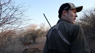 CHARGED By ORYX In Africa!! {CLOSE CALL}