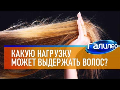 видео: Галилео | Человеческий волос  [Human hair]