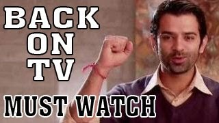 Barun Sobti BACK IN A NEW SHOW on Television - MUST WATCH !!!