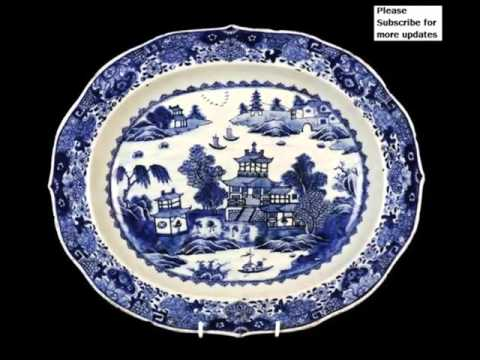Vintage Ancient Chinese Porcelain Plates | Picture Ideas Of Rare Decorative & Beautiful Art