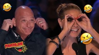 LOL! Wow Funniest Ventriloquist EVER On America's Got Talent