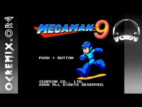 OC ReMix #2829: Mega Man 9 'Mega Blocked' [Concrete Man Stage] by DaMonz & Trainbeat