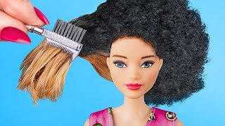 Never Too Old for Dolls: 15 Simple Barbie Hacks For Kids And Adults