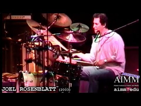 AIMM Archives - Joel Rosenblatt (2003)