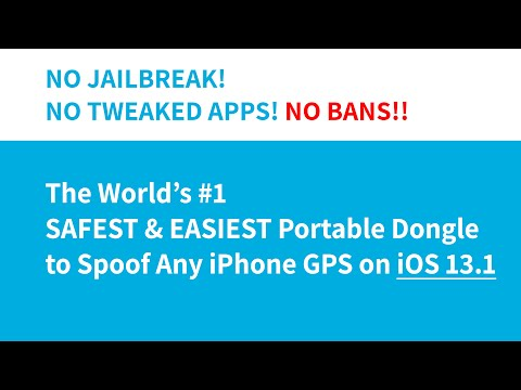 2019 How To Spoof IPhone GPS On IOS 13.1 Without Jailbreak | ITeleporter Pro GPS Hack Tutorial