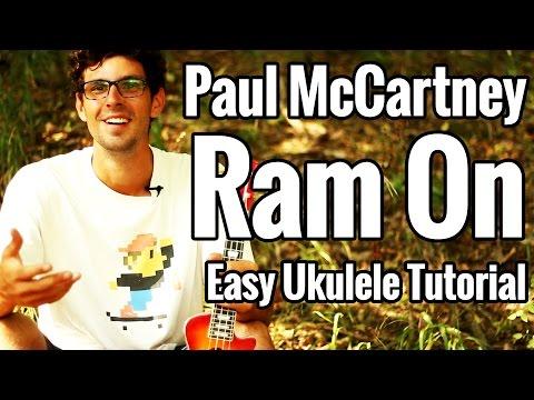 Ram On Ukulele Chords Paul Mccartney Khmer Chords