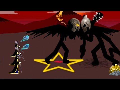 3 Merics Cover 1 Griffon The Great  Challenge Final Boss/ Insane Mode/ Stick War Legacy