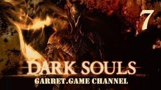 Dark Souls PtDE.7 серия.Крепость Сена.Стальной голем.