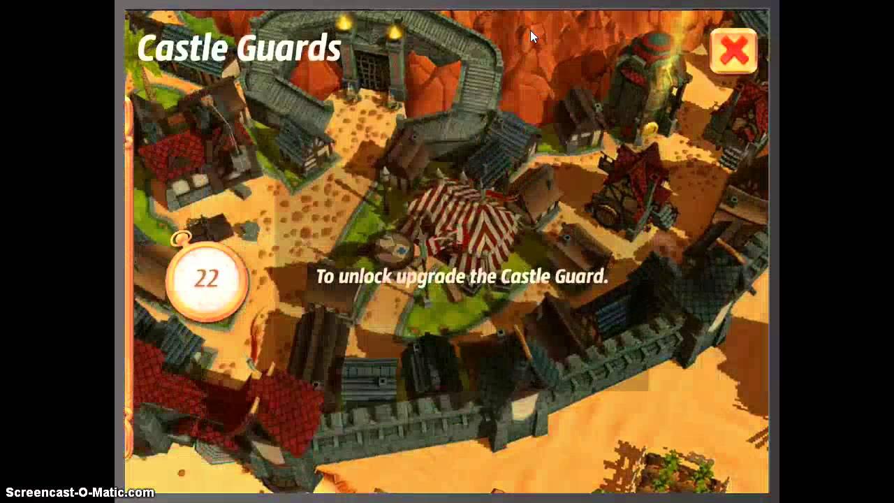 Royal Revolt, Recover Your Kingdom's Castle in Castle