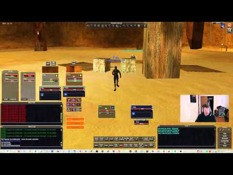 Everquest - Hanging Out Multi Box by Crypto Steve
