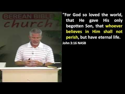 Lovers of Darkness (John 3:17-21)