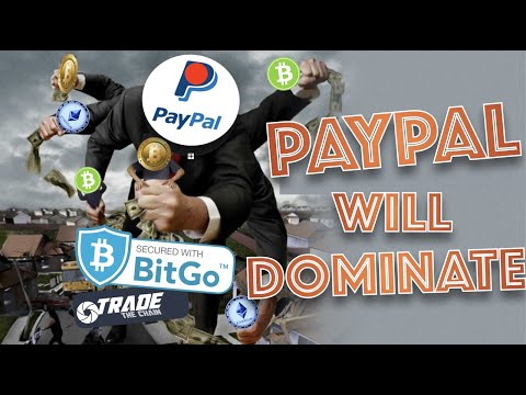 PayPal TAKING OVER CRYPTO: BitGO ACQUISITION UNDER NEGOTIATIONS. Beating Institutions WITH SENTIMENT