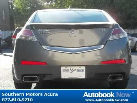 2009 Acura Tl Tech In Savannah Ga For Sale Youtube