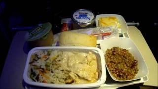 Full Flight | AIR FRANCE Airbus A380-800 | New York (JFK) to Paris (CDG) | Economy Class Upper Deck