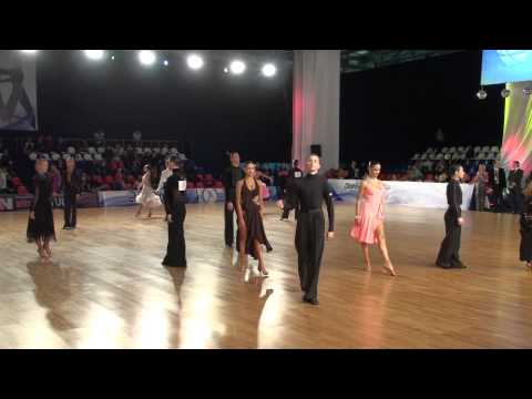 MOSCOW 2011 - IDSF INTERNATIONAL OPEN LATIN YOUTH - THE FINAL