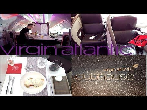 VIRGIN ATLANTIC BUSINESS CLASS HONEST REVIEW