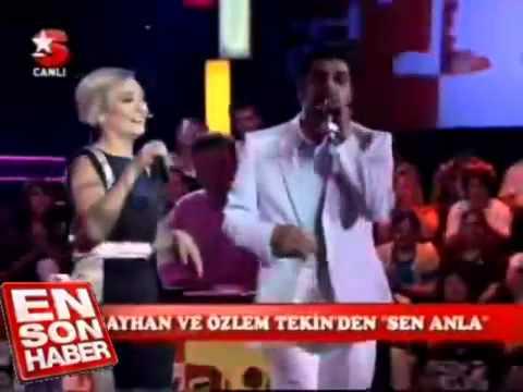 Özlem Tekin   Bayhan düeti   Sen anla   YouTube