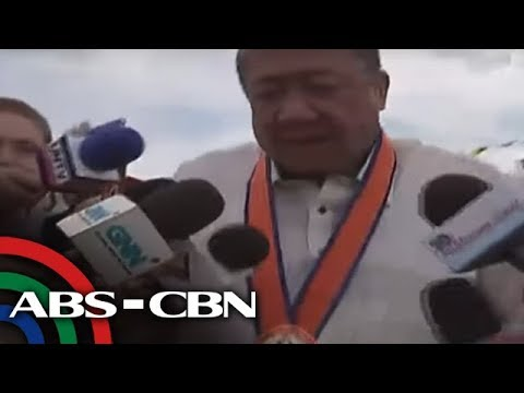 Dateline: Tugade has President's 'full trust and confidence,' says Palace
