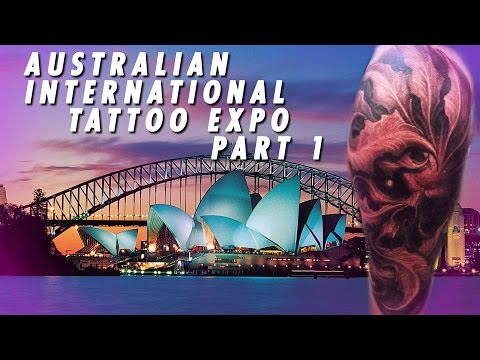 Tattoo Convention Coverage - Australian Tattoo Expo | Part 1