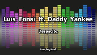 Luis Fonsi ft  Daddy Yankee - Despacito - Lyric Video