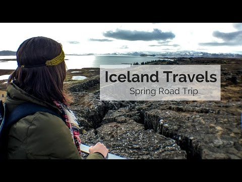 Iceland Travels – Spring Road Trip from Reykjavik to Vik to