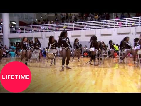 Bring It!: Stand Battle: Dancing Dolls vs. Dazzlin Starz - Slow (Season 1, Episode 21) | Lifetime from YouTube · Duration:  2 minutes 33 seconds