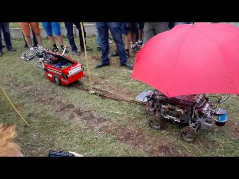 Field Robot Event 2015 - - PULLING - 4
