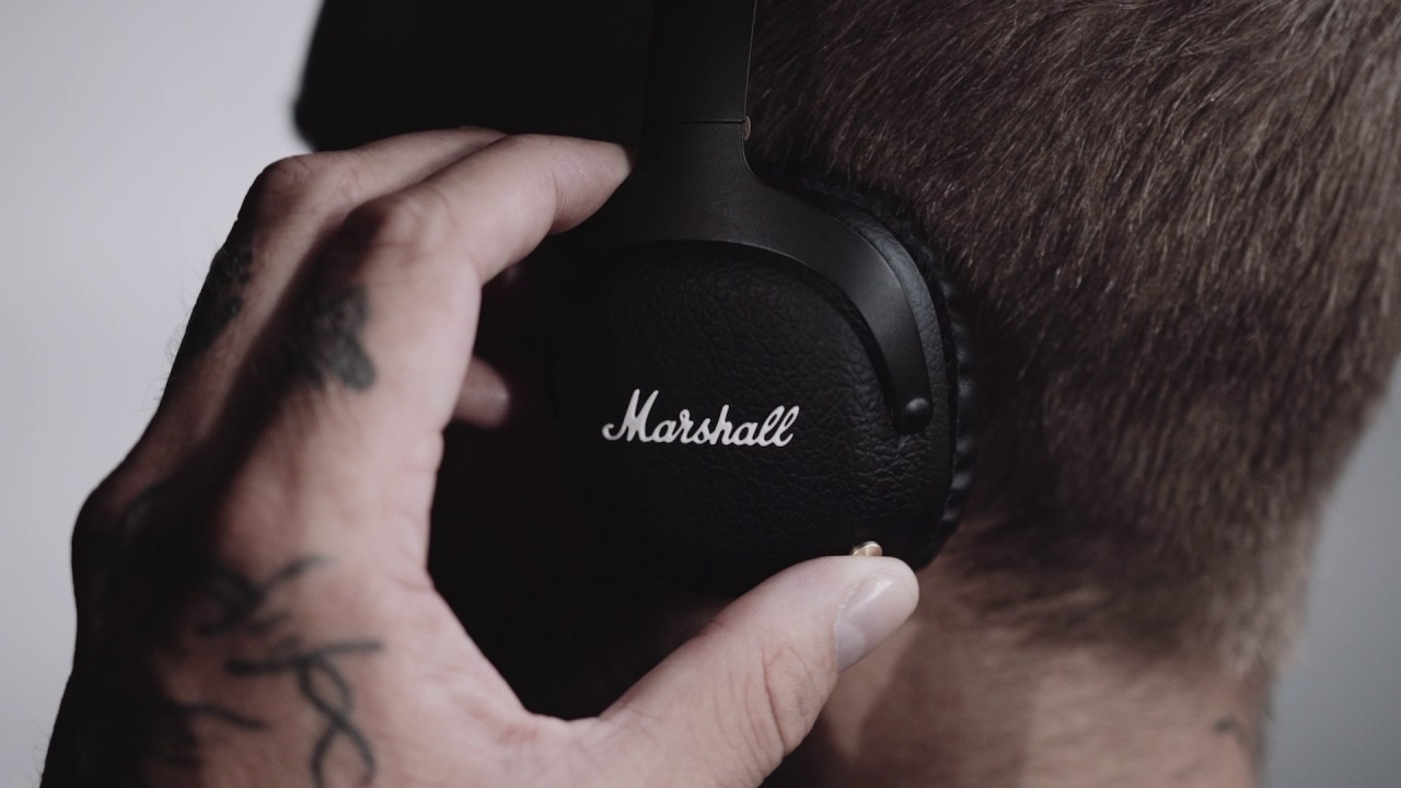 c30c96e3add79e Marshall - Mid Bluetooth Headphone - Product Video - YouTube