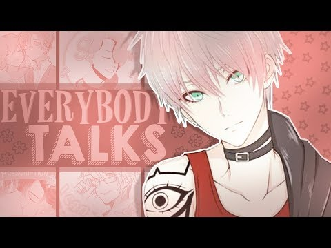 {M•P} 「SMS」 [Mystic Messenger] Everybody Talks (THANKS FOR 10K+ SUBS!)