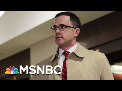Latest Impeachment Witness Corroborates Amb. Taylor's Account Of A Quid Pro Quo | Deadline | MSNBC