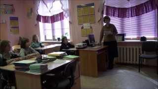 Классный час в 6 классе (Иванникова С.В.)
