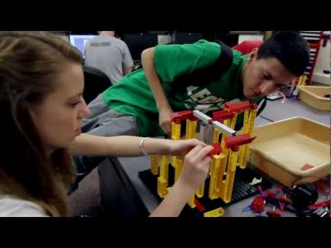 Project Lead the Way at Jefferson High School