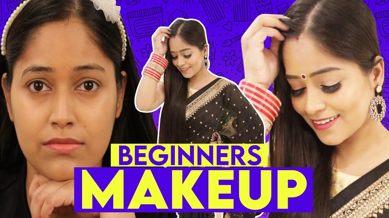 My Lockdown💏Marriage Anniversary Celebration GRWM Saree+Makeup|Be Natural