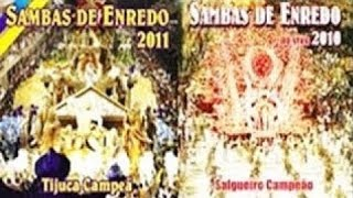 Baixar Grandes Sambas Enredo Especial (Carnaval Rio 2010 - 2011)