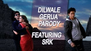 Gerua Song in Dilwale
