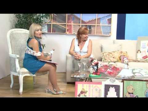 Entrevista a Carmen Carranco en Canal Luz TV