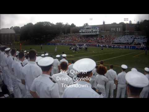 USMMA @ CG Football Highlights Part 1