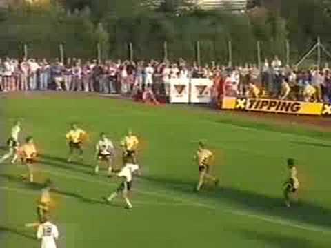 Rosenborg - Start (NM 4. runde 1994)