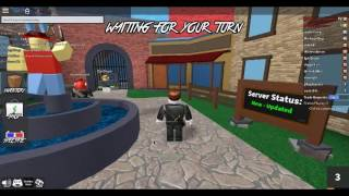 Playing Roblox! - 1st video - GO EASY ON ME