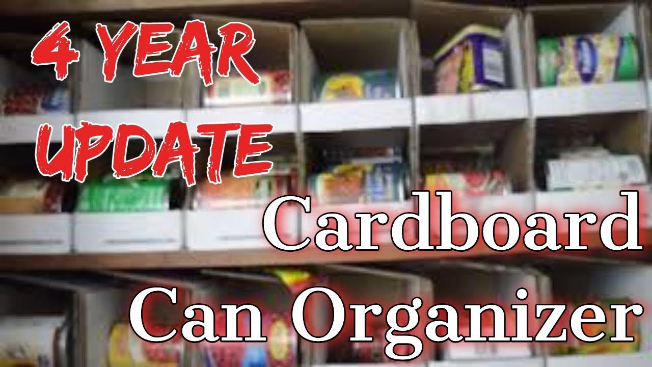 Can Organizer 4 Year Update