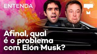 Entenda: afinal, qual é o problema com Elon Musk? - TecMundo