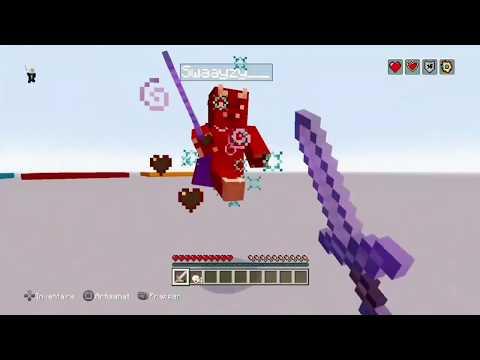 "PvP MONTAGE - ""21 Pounds"" |  Minecraft PS4 #2"