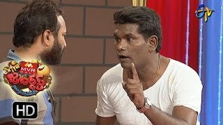 Chammak Chandra Performance | Extra Jabardsth | 12th May 2017 | ETV  Telugu