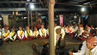 Ritual Penti dalam Budaya Manggarai-Flores-Nusa Tenggara Timur.