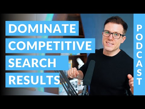 Ninja SEO Podcast #43 | How To Dominate Organic Search In A Competitive Market | Exposure Ninja
